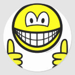 Thumbs up smile   sticker_sheets