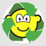 Recycle buddy icon version II  sticker_sheets