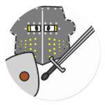 Fighting Knight emoticon   sticker_sheets