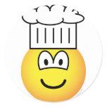 Chef emoticon   sticker_sheets