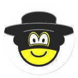 Zorro buddy icon   sticker_sheets