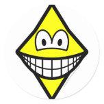 Diamonds smile   sticker_sheets