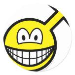 Male smile   sticker_sheets