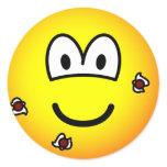 Cut shaving emoticon   sticker_sheets