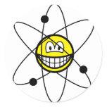 Atom smile   sticker_sheets