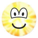 Tie dye emoticon   sticker_sheets