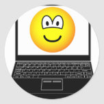 Laptop emoticon   sticker_sheets