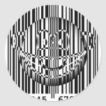 Bar code emoticon   sticker_sheets