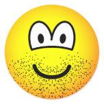 Stubbly beard emoticon   sticker_sheets