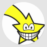 Shooting star smile   sticker_sheets