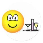 Waiter emoticon   sticker_sheets