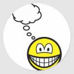Thinking smile   sticker_sheets