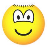 Monk emoticon   sticker_sheets