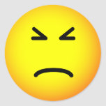 Constipated emoticon   sticker_sheets