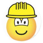 Hardhat emoticon   sticker_sheets