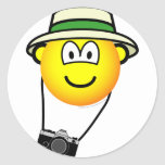Tourist emoticon   sticker_sheets