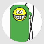 Gas station smile Petrol pump  sticker_sheets