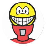Gumball machine smile   sticker_sheets