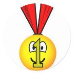 Medal emoticon   sticker_sheets
