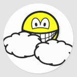 Partly cloudy smile   sticker_sheets