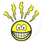 Headache smile   sticker_sheets
