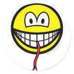 Snake smile   sticker_sheets