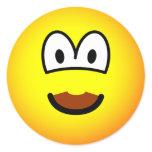 Chocolate mustache emoticon   sticker_sheets