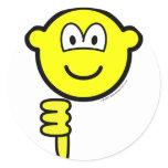 Thumb down buddy icon   sticker_sheets