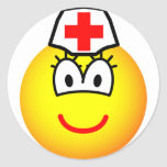 Nurse emoticon   sticker_sheets