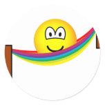 Hammock emoticon   sticker_sheets