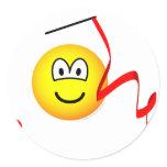 Rhythmic gymnastics emoticon Olympic sport Artistic gymnastics sticker_sheets
