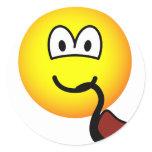 Pipe smoking emoticon   sticker_sheets