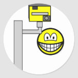 Speed camera smile   sticker_sheets