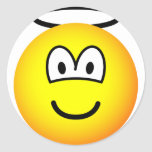 Angel emoticon   sticker_sheets