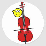 Contra bass playing buddy icon   sticker_sheets