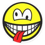 Crazy smile   sticker_sheets