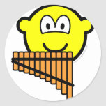 Panflute buddy icon   sticker_sheets