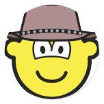 Cowboy buddy icon   sticker_sheets
