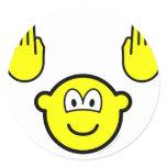 Handsup buddy icon   sticker_sheets