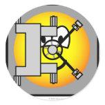 Safe emoticon   sticker_sheets