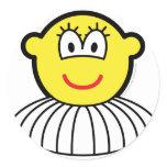 Ballerina buddy icon   sticker_sheets