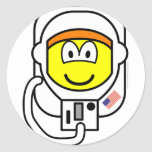 Astronaut buddy icon   sticker_sheets
