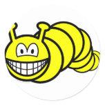 Caterpillar smile   sticker_sheets