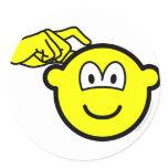 Head scratching buddy icon   sticker_sheets