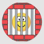 Jailed emoticon   sticker_sheets
