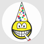 Party smile   sticker_sheets