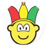 Joker/Carnival buddy icon   sticker_sheets