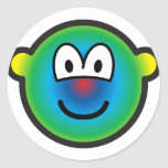 Psychedelic buddy icon   sticker_sheets