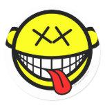 Happy smile   sticker_sheets