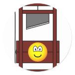 Guillotine emoticon   sticker_sheets